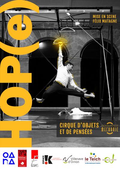 Affiche hop(e)