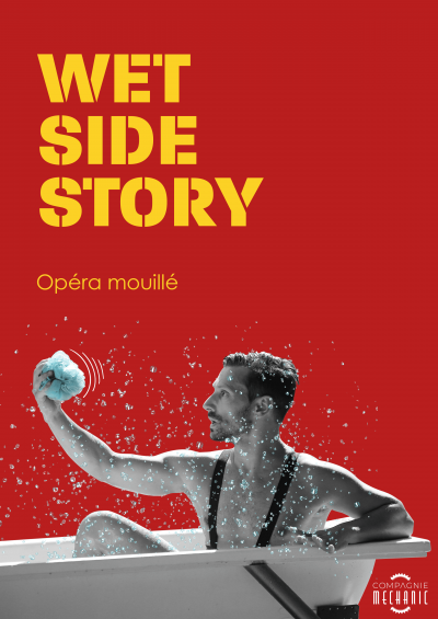 affiche Wet Side Story